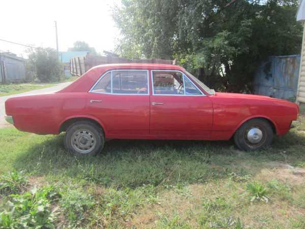 Opel Rekord, 1970 год, 120 000 руб.