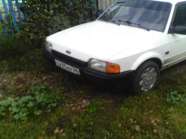 Ford Escort, 1989 год, 30 000 руб.