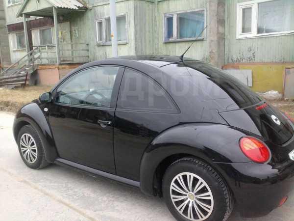 Volkswagen Beetle, 2001 год, 230 000 руб.