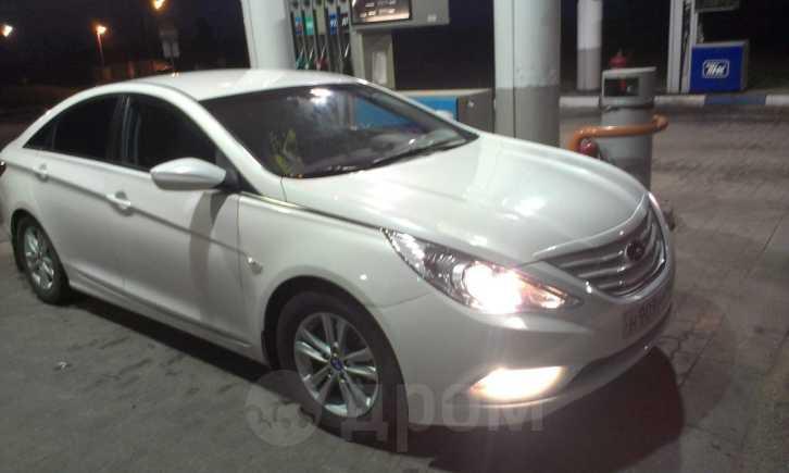 Hyundai Sonata, 2011 год, 520 000 руб.