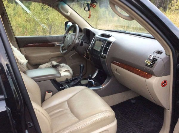 Toyota Land Cruiser Prado, 2008 год, 1 120 000 руб.
