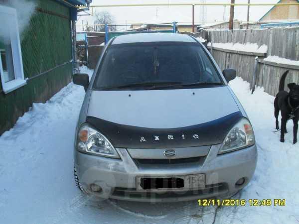 Suzuki Aerio, 2001 год, 190 000 руб.