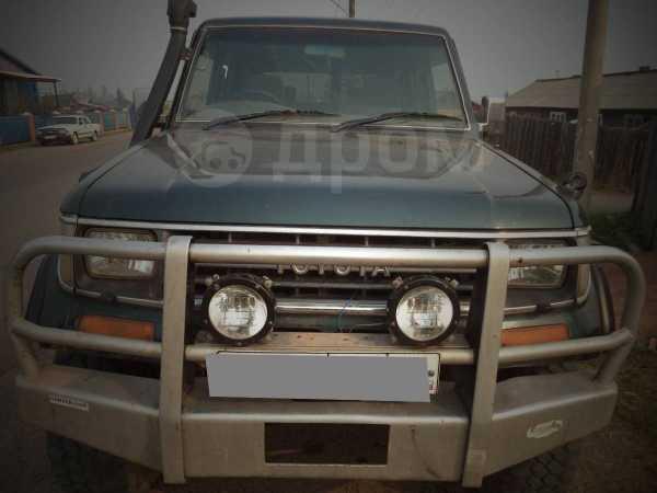 Toyota Land Cruiser Prado, 1995 год, 450 000 руб.
