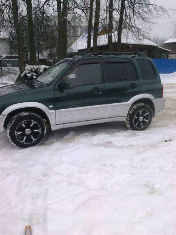 Suzuki Grand Vitara, 1999 год, 255 000 руб.