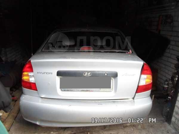 Hyundai Accent, 2005 год, 40 000 руб.