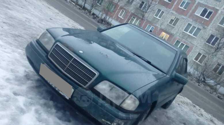 Mercedes-Benz C-Class, 1997 год, 140 000 руб.