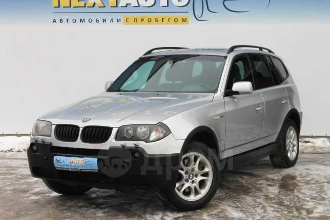 BMW X3, 2004 год, 495 000 руб.