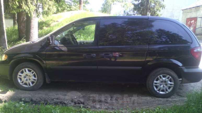 Dodge Caravan, 2004 год, 380 000 руб.