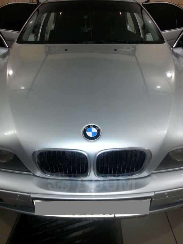 BMW 5-Series, 2003 год, 370 000 руб.
