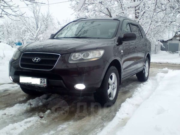 Hyundai Santa Fe, 2007 год, 657 000 руб.