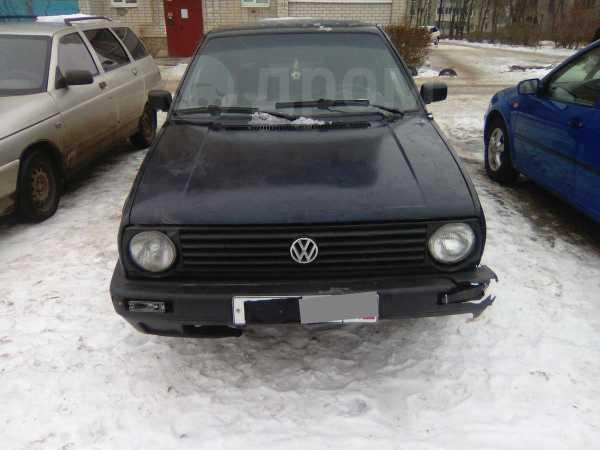 Volkswagen Golf, 1988 год, 25 000 руб.