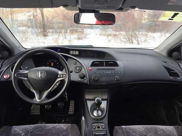 Honda Civic, 2011 год, 700 000 руб.