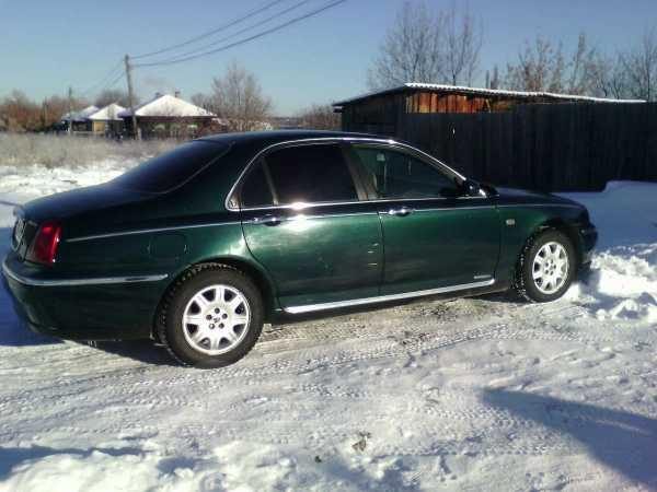 Rover 75, 2000 год, 140 000 руб.