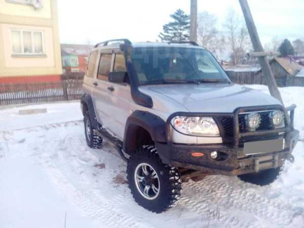 УАЗ Патриот, 2005 год, 410 000 руб.