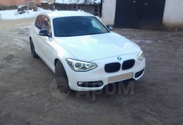 BMW 1-Series, 2012 год, 780 000 руб.