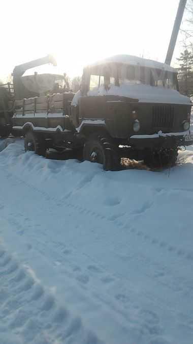 ГАЗ 69, 1990 год, 150 000 руб.