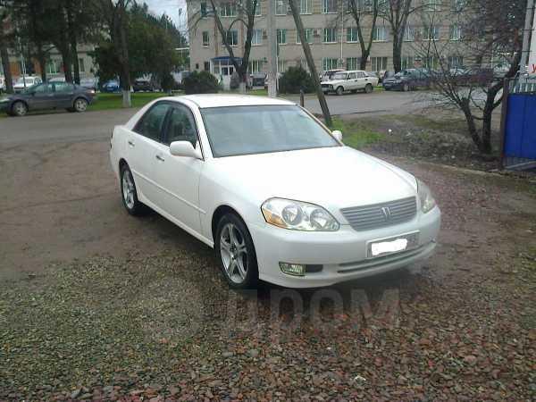 Toyota Mark II, 2000 год, 270 000 руб.