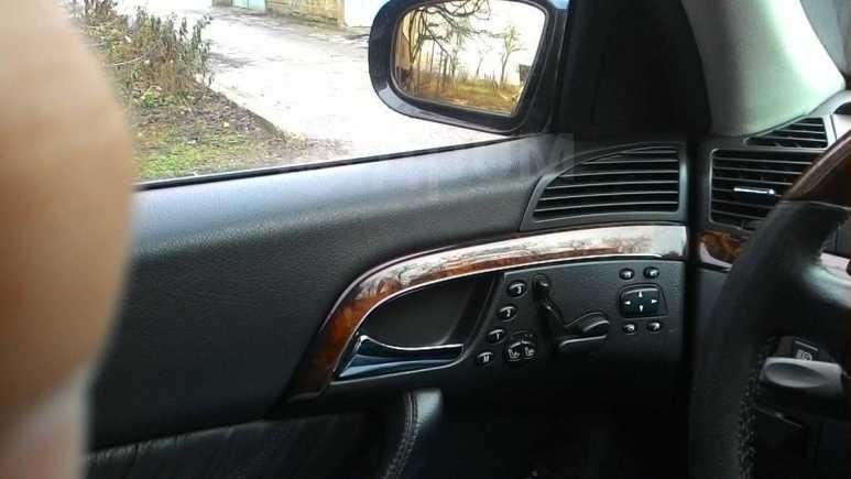 Mercedes-Benz S-Class, 2003 год, 380 000 руб.