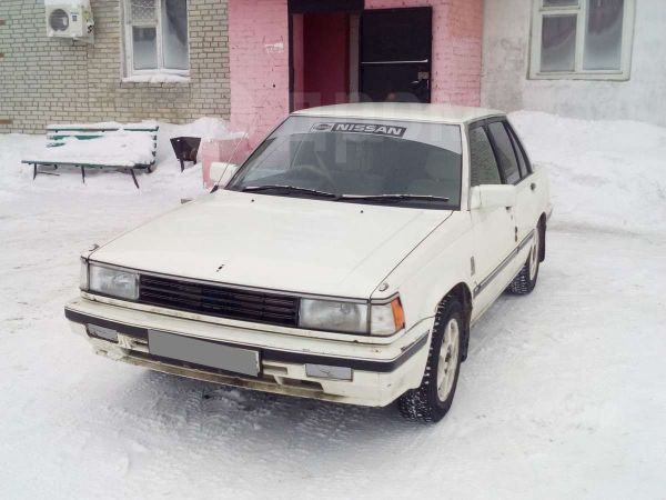 Nissan Stanza, 1984 год, 70 000 руб.