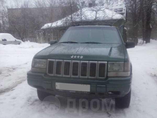 Jeep Grand Cherokee, 1996 год, 200 000 руб.