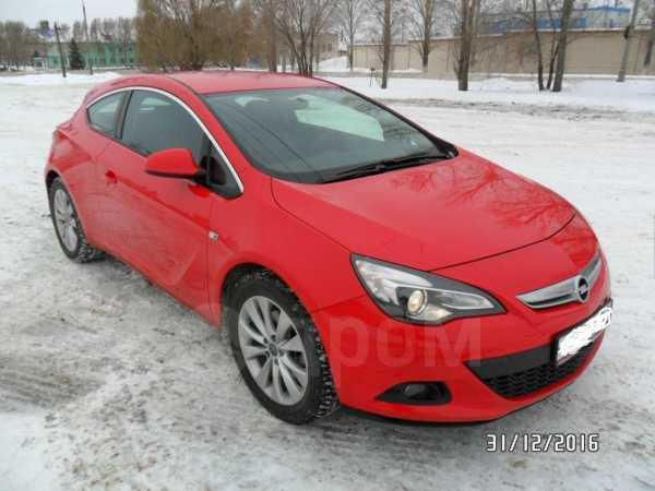 Opel Astra GTC, 2013 год, 695 000 руб.