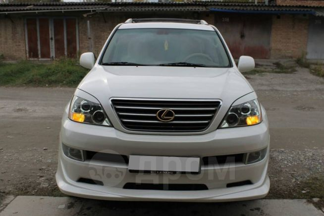 Lexus GX470, 2008 год, 1 750 000 руб.