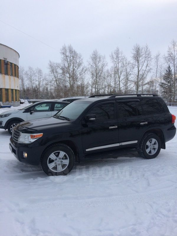 Toyota Land Cruiser, 2013 год, 2 800 000 руб.