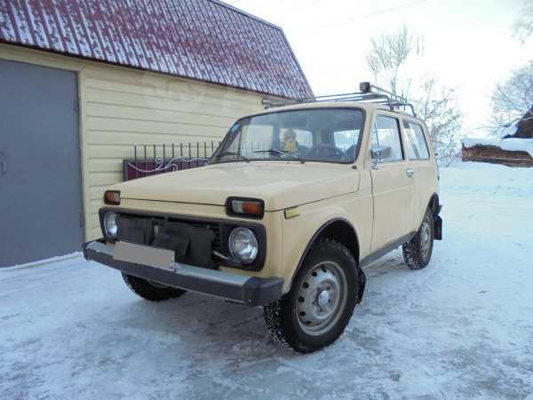 Лада 4x4 2121 Нива, 1986 год, 85 000 руб.