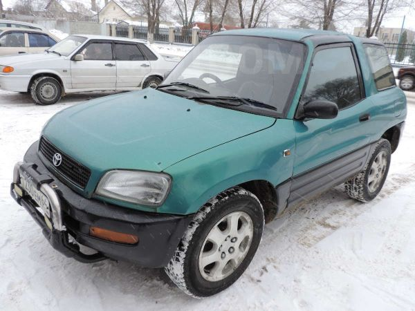 Toyota RAV4, 1994 год, 150 000 руб.