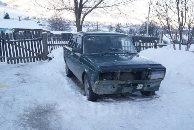 Лада 2107, 1993 год, 15 000 руб.