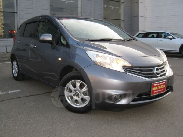 Nissan Note, 2012 год, 624 900 руб.