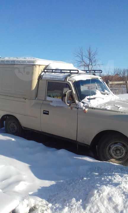 ИЖ 2715, 1985 год, 25 000 руб.
