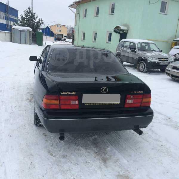 Lexus LS400, 1995 год, 350 000 руб.