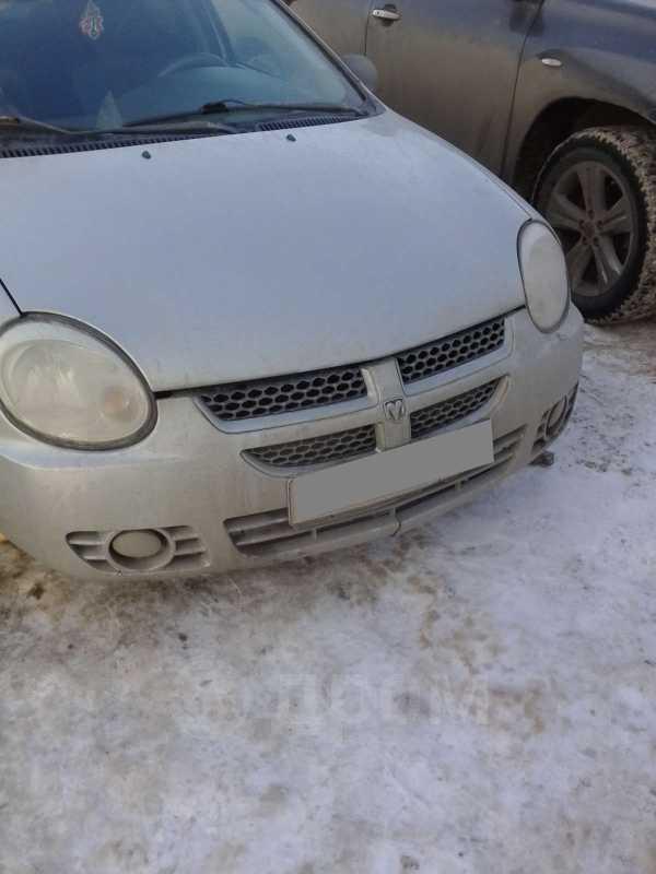 Dodge Neon, 2003 год, 175 000 руб.