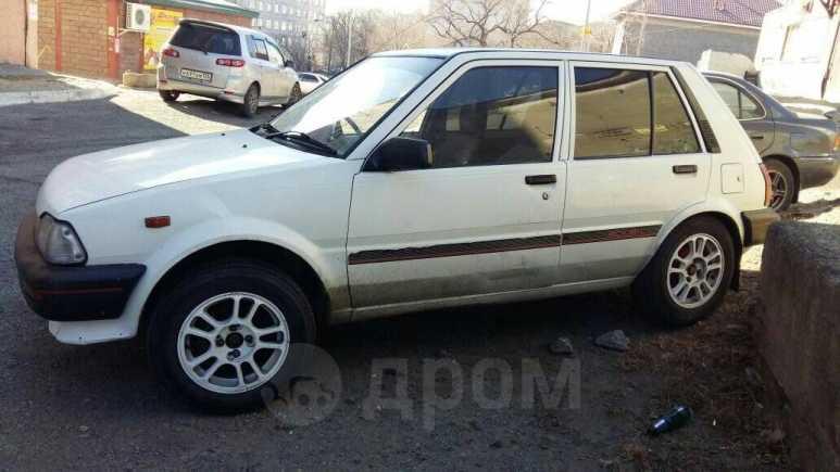 Toyota Starlet, 1987 год, 50 000 руб.