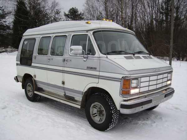 Dodge Ram, 1991 год, 600 000 руб.