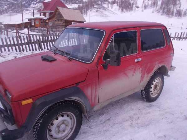 Лада 4x4 2121 Нива, 1997 год, 80 000 руб.