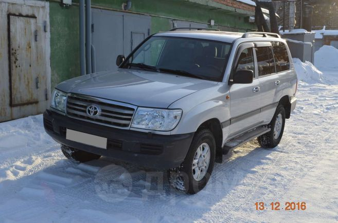 Toyota Land Cruiser, 2005 год, 1 410 000 руб.