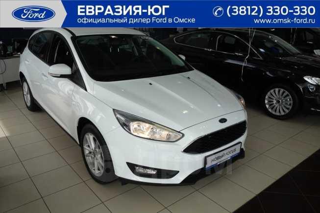 Ford Focus, 2017 год, 968 000 руб.