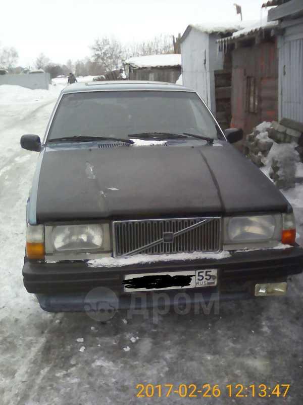 Volvo 740, 1987 год, 40 000 руб.