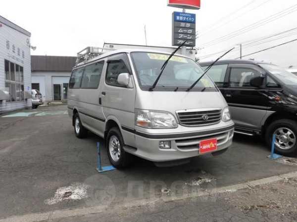 Toyota Hiace, 2002 год, 255 000 руб.