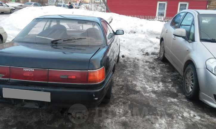 Toyota Carina ED, 1990 год, 52 000 руб.