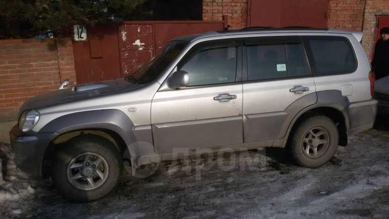 Hyundai Terracan, 2001 год, 280 000 руб.