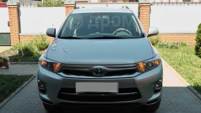 Toyota Highlander, 2011 год, 1 550 000 руб.