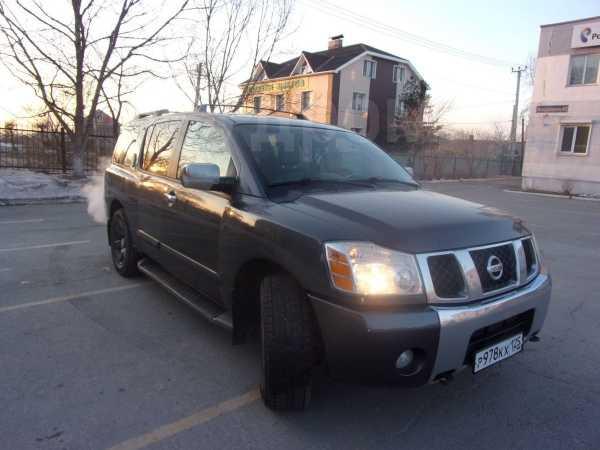 Nissan Armada, 2003 год, 670 000 руб.