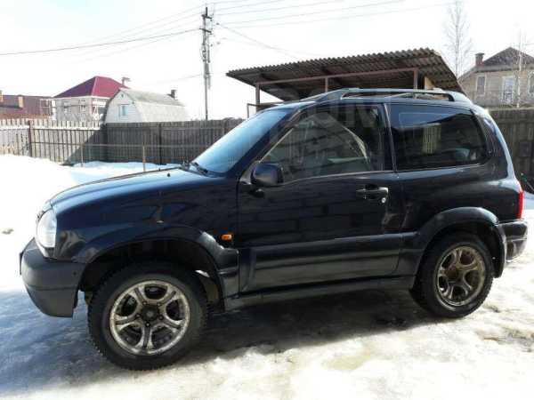 Suzuki Grand Vitara, 2003 год, 310 000 руб.