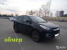Москва ix35 2014