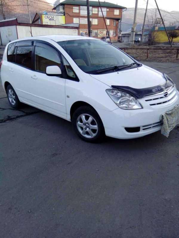 Toyota Corolla Spacio, 2007 год, 480 000 руб.