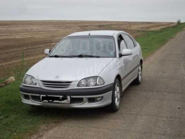 Toyota Avensis, 1998 год, 100 000 руб.