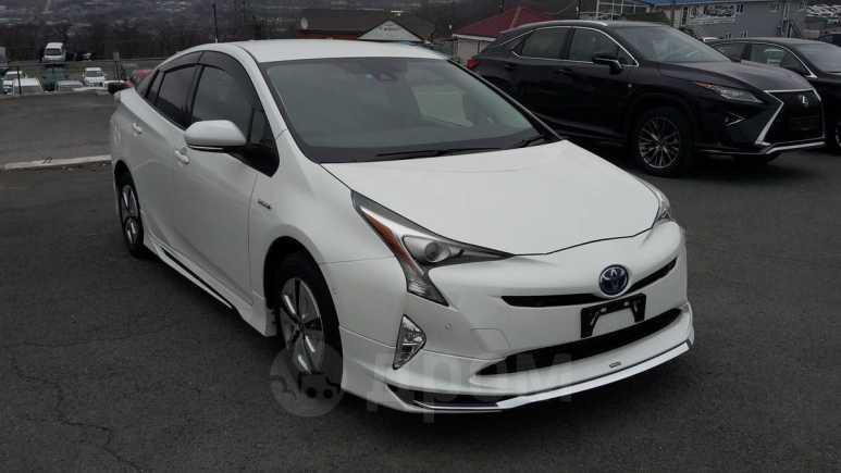 Toyota Prius, 2016 год, 1 520 000 руб.